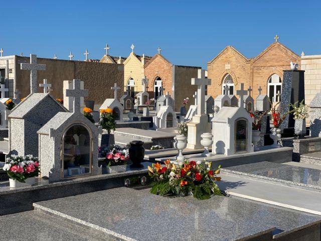 Medidas y recomendaciones para la visita a los cementerios por el Día de Todos los Santos - 1, Foto 1
