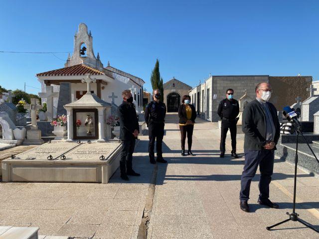 Medidas y recomendaciones para la visita a los cementerios por el Día de Todos los Santos - 3, Foto 3