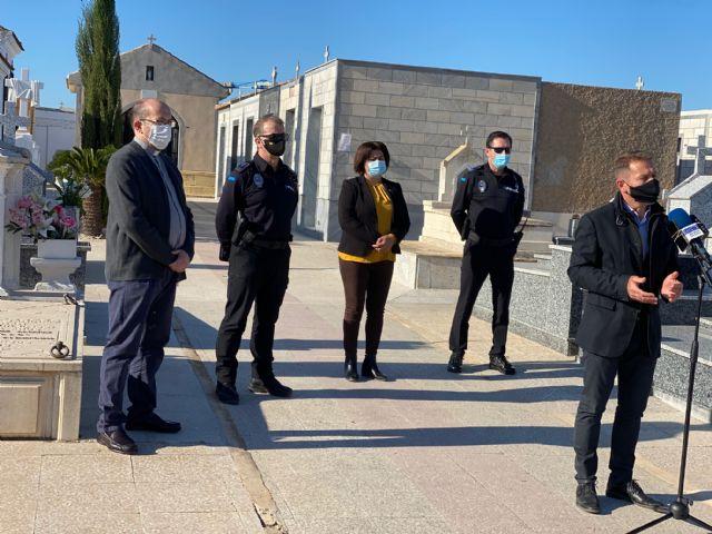 Medidas y recomendaciones para la visita a los cementerios por el Día de Todos los Santos - 5, Foto 5
