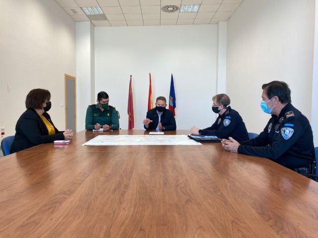 Se constituye la Mesa de Coordinación Policial en Torre Pacheco - 3, Foto 3