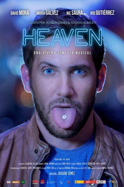 David Mora protagoniza la comedia musical HEAVEN el viernes 30 de octubre en el Teatro Villa de Molina - 1, Foto 1