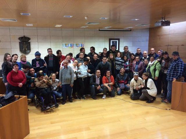 Vídeo. Programa de actividades con motivo de la celebración del Día de la Discapacidad