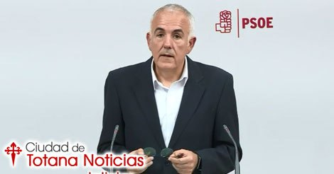 VIDEO rueda de prensa Alfonso Martínez Baños sobre ley de muerte digna