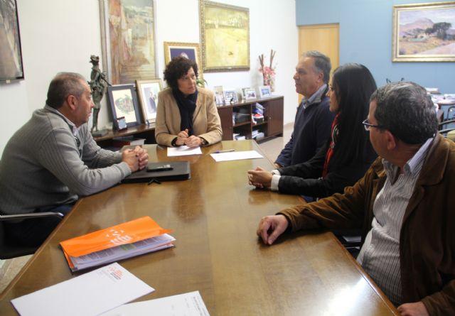 El Ayuntamiento y la Entidad Urbanística de Conservación del Polígono Industrial firman un convenio de colaboración para el mantenimiento del parque empresarial - 1, Foto 1