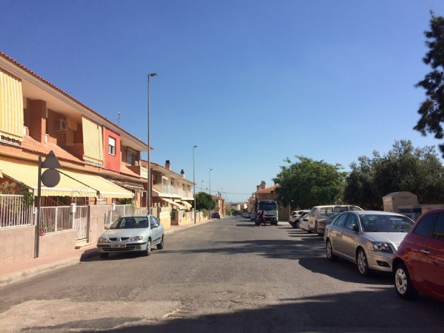 They award the paving contract for Moratalla and Sucre streets - 2