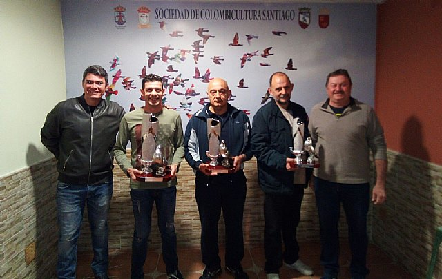 """The pigeon """"Andrew"""" Baltasar Murcia has been proclaimed champion of the contest """"Santa Eulalia festivals"""" 2017 - 1"""