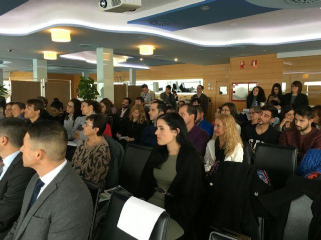 El Espacio Coworking de San Javier impulsa una veintena de proyectos empresariales - 4, Foto 4