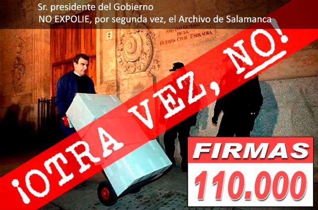 Más de 6.000 murcianos exigen a la Generalitat de Cataluña que devuelva lo robado del Teatro Romea de Murcia y de familias de Totana y La Unión