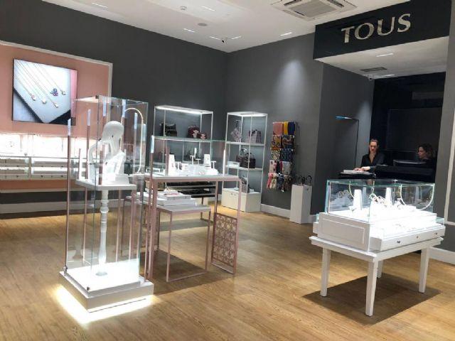 86cacb01ba84 Klépierre incorpora la prestigiosa firma de joyería Tous a Nueva Condomina  - 2