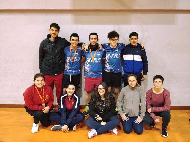 Jugadores del Club de Bádminton Aledo-Totana participaron en la la prueba Ttr sub13, sub17 y absoluto en Espinardo - 1, Foto 1