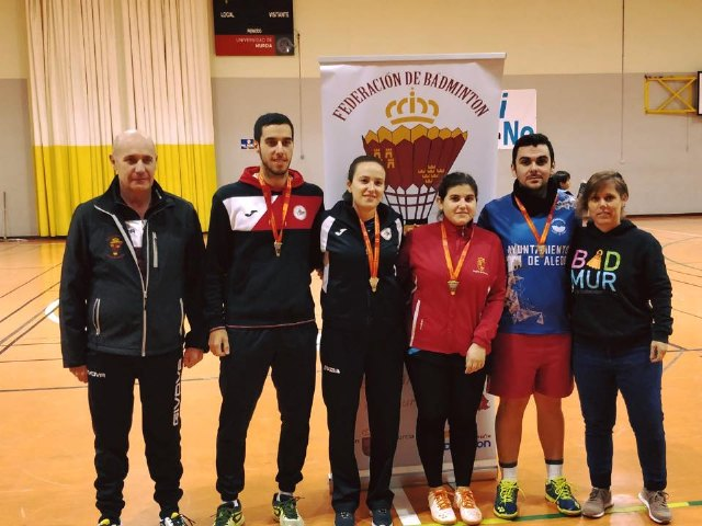 Jugadores del Club de Bádminton Aledo-Totana participaron en la la prueba Ttr sub13, sub17 y absoluto en Espinardo - 2, Foto 2