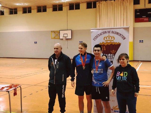 Jugadores del Club de Bádminton Aledo-Totana participaron en la la prueba Ttr sub13, sub17 y absoluto en Espinardo - 3, Foto 3
