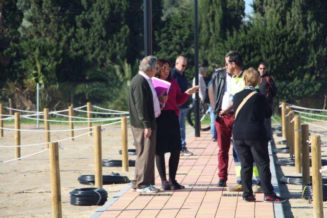 San Pedro del Pinatar estrena los nuevos Huertos Urbanos - 1, Foto 1
