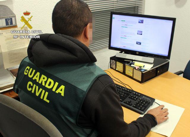 La Guardia Civil detiene en Murcia a un experimentado delincuente dedicado a cometer estafas inmobiliarias - 1, Foto 1