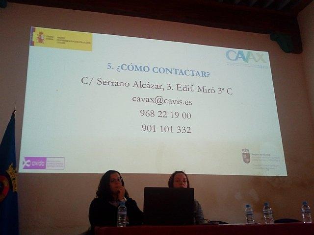 Presentación del CAVAX (Centro de Atención a Víctimas de Agresiones y/o Abusos Sexuales) - 1, Foto 1