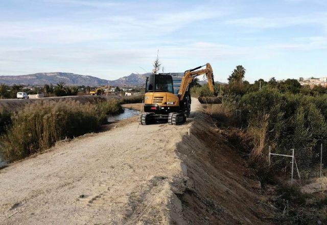 La CHS continúa con las obras de emergencia tras la DANA en los municipios de Lorquí, Archena y Ulea - 3, Foto 3