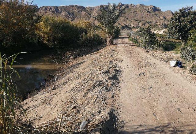 La CHS continúa con las obras de emergencia tras la DANA en los municipios de Lorquí, Archena y Ulea - 5, Foto 5