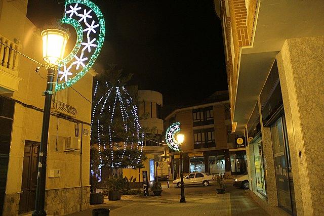 Puerto Lumbreras amplía el número de zonas con iluminación de Navidad - 2, Foto 2