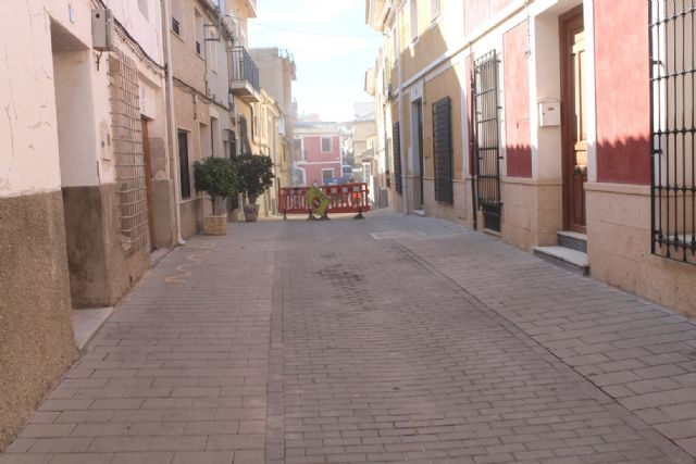 Completion of the renovation works of the San Ramón street and sanitation network section, Foto 3
