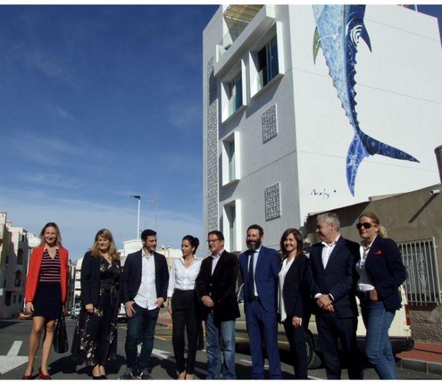 El primer alojamiento de turismo marinero de la Región abre sus puertas en Mazarrón - 2, Foto 2