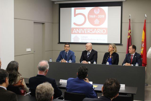 50 aniversario del Colegio de Administradores de Fincas - 1, Foto 1