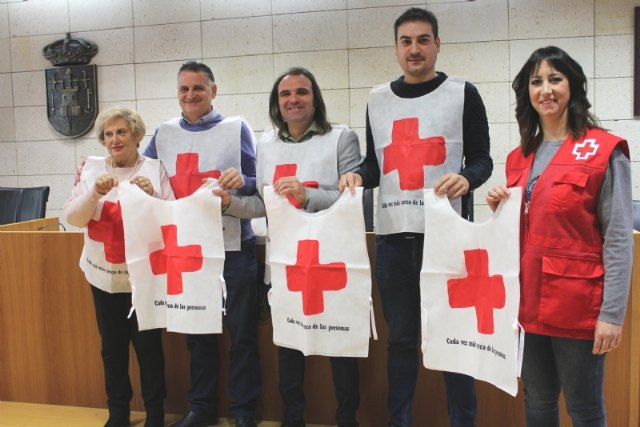 Cruz Roja celebrará el Día de la Banderita el 8 de diciembre coincidiendo con la romería de La Santa