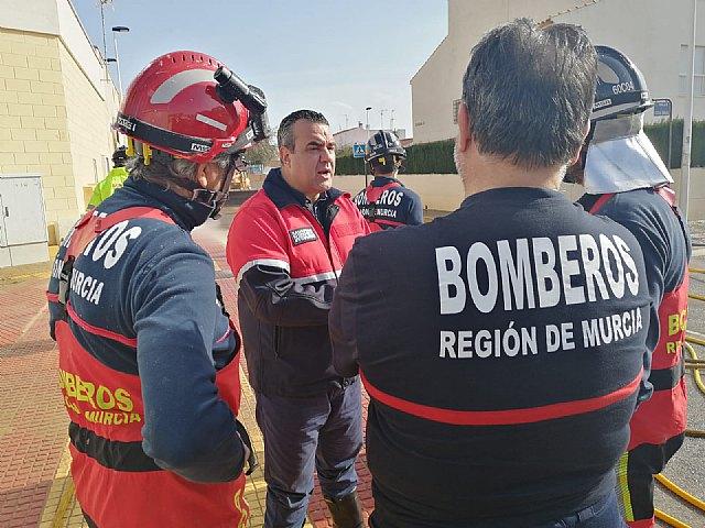 Ciudadanos impulsa la construcción de los nuevos parques de bomberos de Alcantarilla y San Pedro del Pinatar - 1, Foto 1