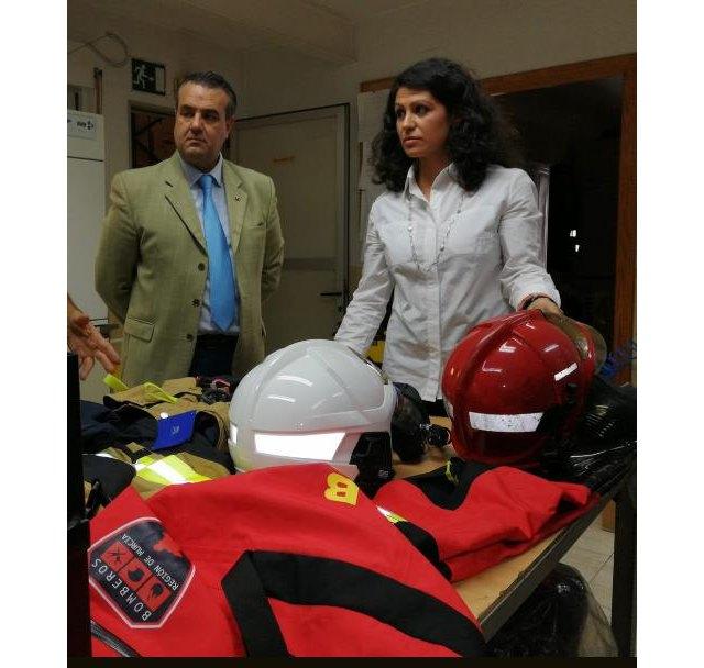 Ciudadanos impulsa la construcción de los nuevos parques de bomberos de Alcantarilla y San Pedro del Pinatar - 2, Foto 2