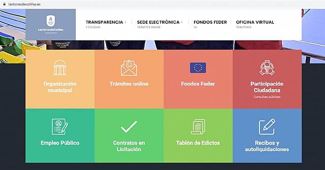 El PP solicita espacios en la página web y redes sociales del ayuntamiento para uso de todos los Grupos políticos - 1, Foto 1