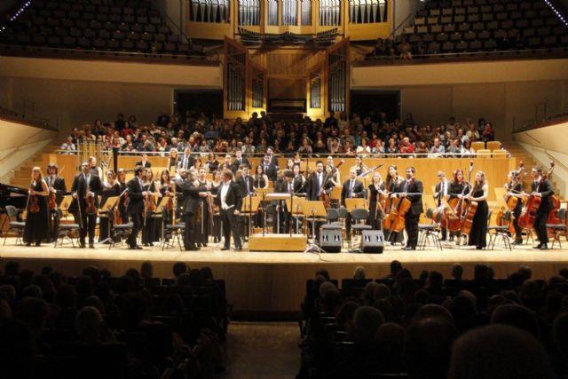 La Sinfónica de la UCAM lleva Star Wars a Murcia - 2, Foto 2