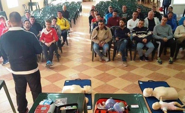 El Ayuntamiento suscribirá un convenio con la Federación de Fútbol de la Región de Murcia
