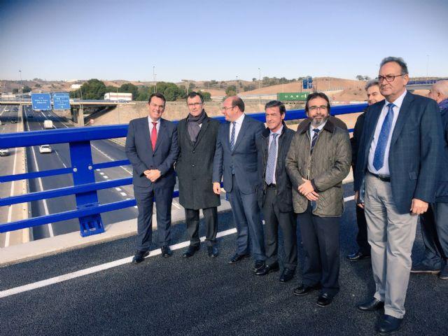 Ballesta solicita la agilización de las obras de los Arcos Norte y Noroeste - 2, Foto 2