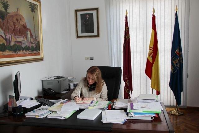 El alcalde, Diego Conesa, estará varias semanas de baja por una operación de espalda, Foto 1
