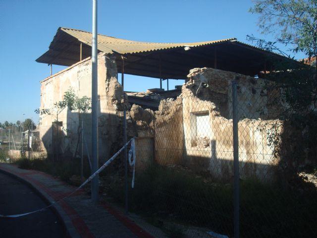 La Junta Municipal de La Arboleja advierte sobre graves daños en el Molino del Amor - 1, Foto 1
