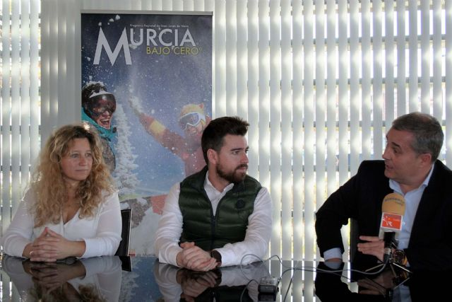 Alcantarilla colabora otro año más en el programa para jóvenes Murcia Bajo Cero°, de viajes a la nieve para esquiar en Sierra Nevada y La Masella - 4, Foto 4