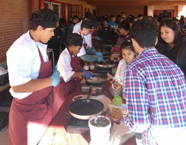 Alumnos del Aula Ocupacional participan en diversas actividades complementarias programadas para el primer trimestre del curso 2016/17, Foto 2