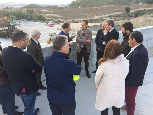 La Comunidad invierte 1,3 millones para que la planta de Ulea recupere 1.400 toneladas de material reutilizable - 1, Foto 1