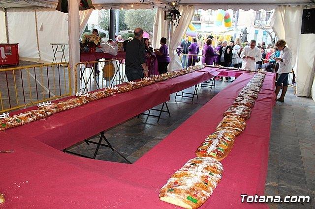 Se retoma la actividad del Roscón de Reyes Solidario, Foto 1