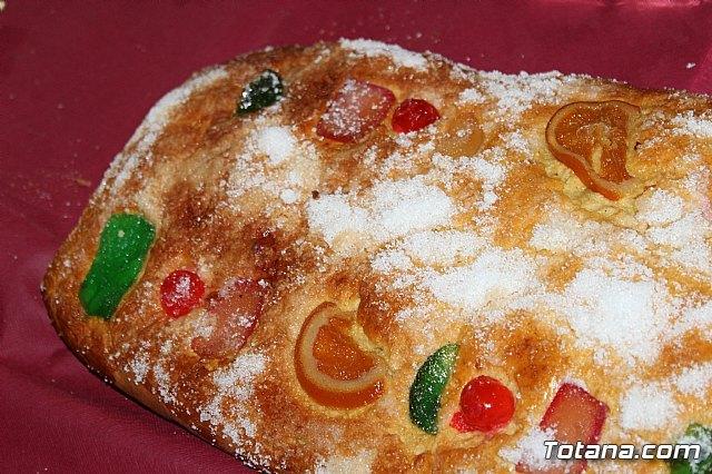 Se retoma la actividad del Roscón de Reyes Solidario, Foto 2