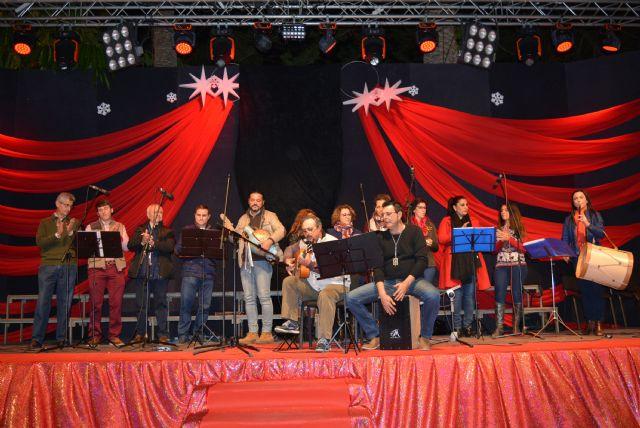 El I Encuentro de Corales en Navidad logra el aplauso del público asistente - 3, Foto 3