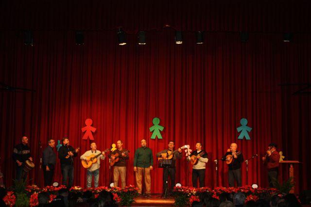 La música, el baile y la solidaridad protagonizan la VII Gala