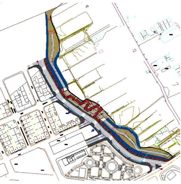 El Ayuntamiento licita las obras para el nuevo vial del Barrio de los Dolores, Foto 1