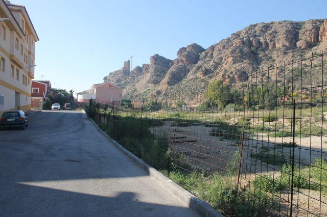El Ayuntamiento licita las obras para el nuevo vial del Barrio de los Dolores, Foto 3