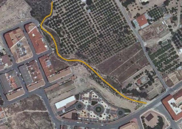 El Ayuntamiento licita las obras para el nuevo vial del Barrio de los Dolores, Foto 4