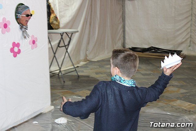 I tartazo solidario Tiro al plato, Foto 2