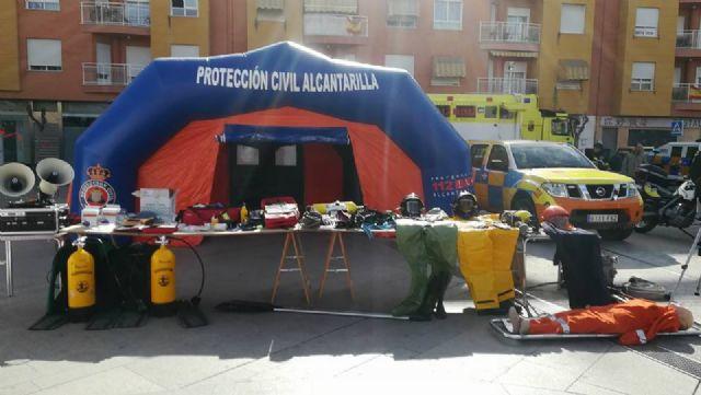 Protección Civil tendrá mañana domingo una recogida de juguetes en la plaza de la Constitución, con el lema Sus Derechos en Juego - 2, Foto 2