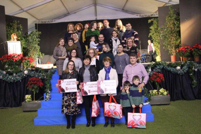 Diego López gana el IV Concurso de Belenes y Botitas Moda Infantil el de mejor escaparate navideño - 1, Foto 1