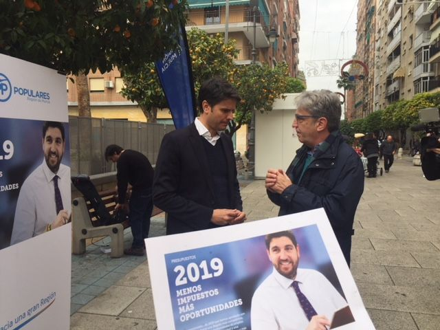 José Ángel Alfonso: Los presupuestos del Gobierno de López Miras invierten 138 millones de euros en Molina de Segura - 1, Foto 1