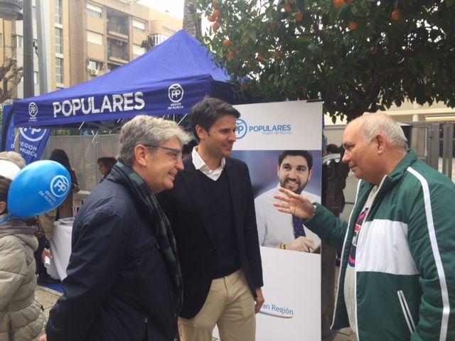 José Ángel Alfonso: Los presupuestos del Gobierno de López Miras invierten 138 millones de euros en Molina de Segura - 4, Foto 4