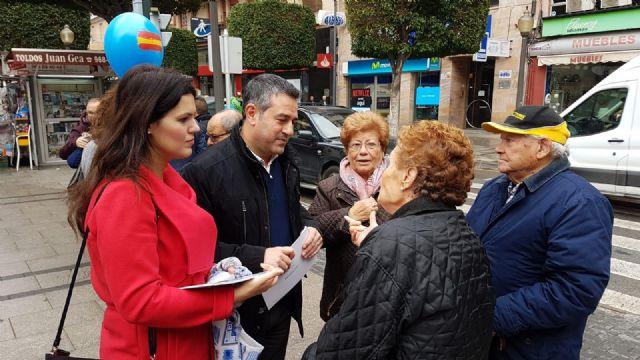 La campaña explicativa de los Presupuestos Regionales para el próximo año llega esta mañana a Alcantarilla - 3, Foto 3